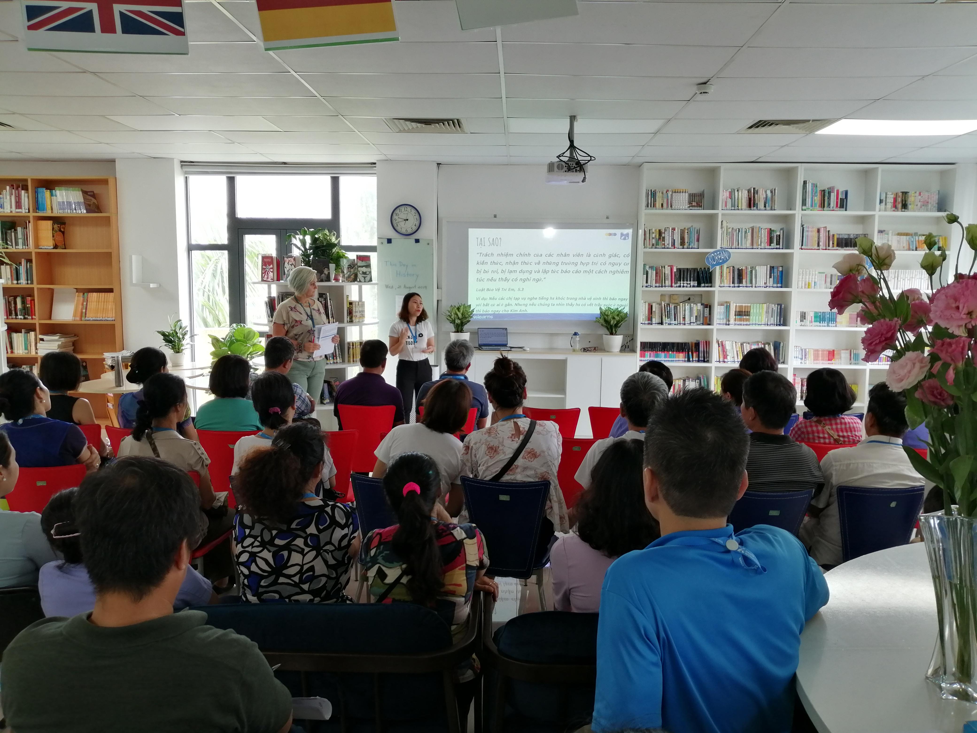 Employment - Hanoi International School
